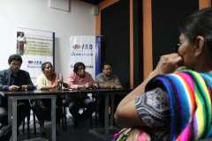 Programa Radial «Juntos caminamos por los derechos de los pueblos indígenas»