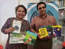 Literatura infantil con acento salvadoreño