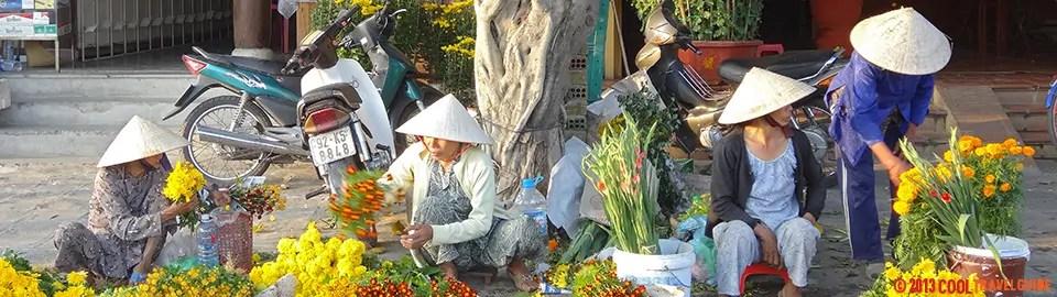 Hoi An during Tet, Vietnam.