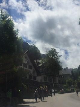 Buildings in Hohenschwangau