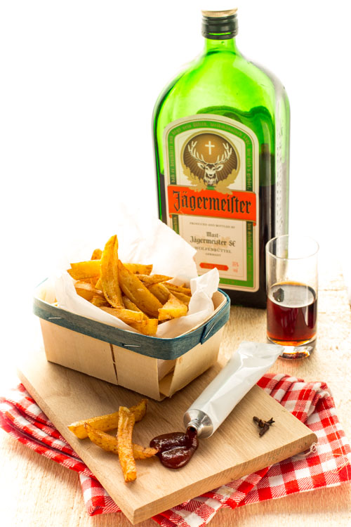 ketchup maison Jägermeiste