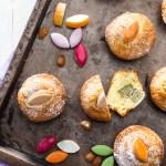 Petits Cakes à l'huile d'olive et Califuits