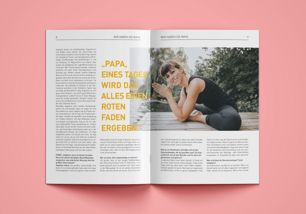 Der Punkt   Wendepunkt   Magazin