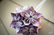 Kusudama 'Flower Ball'. Comes in DIY kit