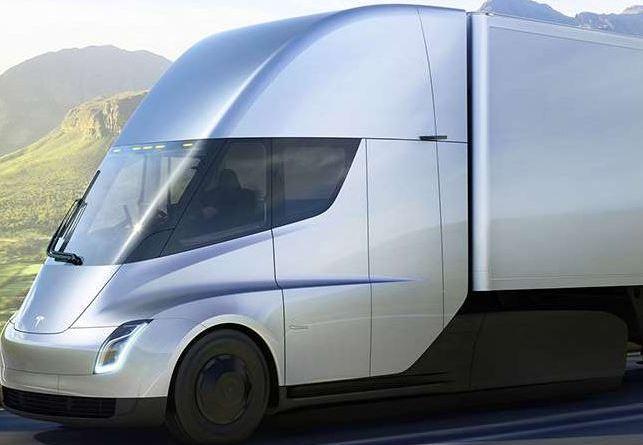 Tesla dévoile le Semi, un camion électrique futuriste avec 800 km d'autonomie
