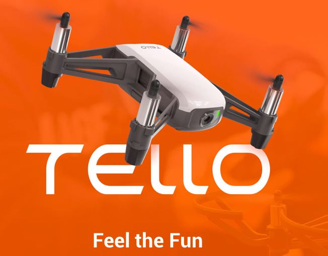 drone Tello