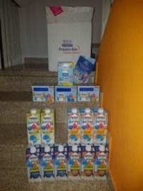 Nestlé, testamus, nestle crecimiento, leche infantil