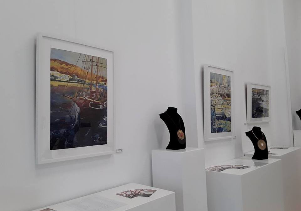 """Exposición de Oksana Kartavtseva """"Reflexión"""""""