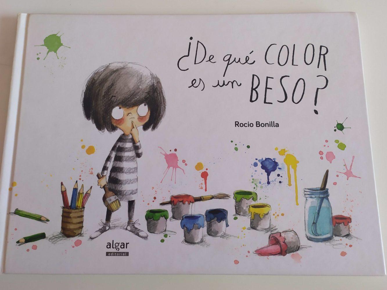 De Qué Color Es Un Beso Aprendemos Y Jugamos Con Los Besos
