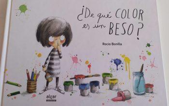 ¿De qué color es un beso?: Aprendemos y jugamos con los besos