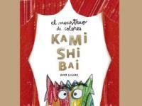 el monstruo de colores kamishibai