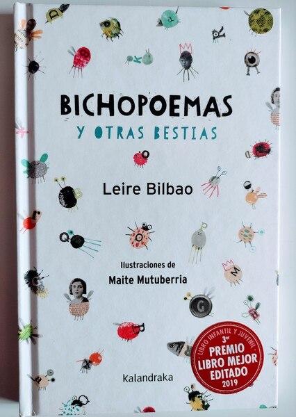 bichopoemas y otras bestias - libro de poesia para niños