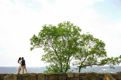 NY E-SESSION | PALISADES OVERLOOK | YESMI + EDER