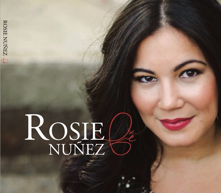 Rosie Nuñez - Debut Album - Fe - CD Cover