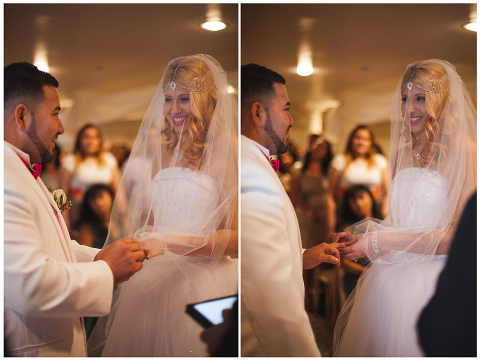 NY Wedding at Betty's Total Events Venue | Lisa + Doroteo | By Lara Photography