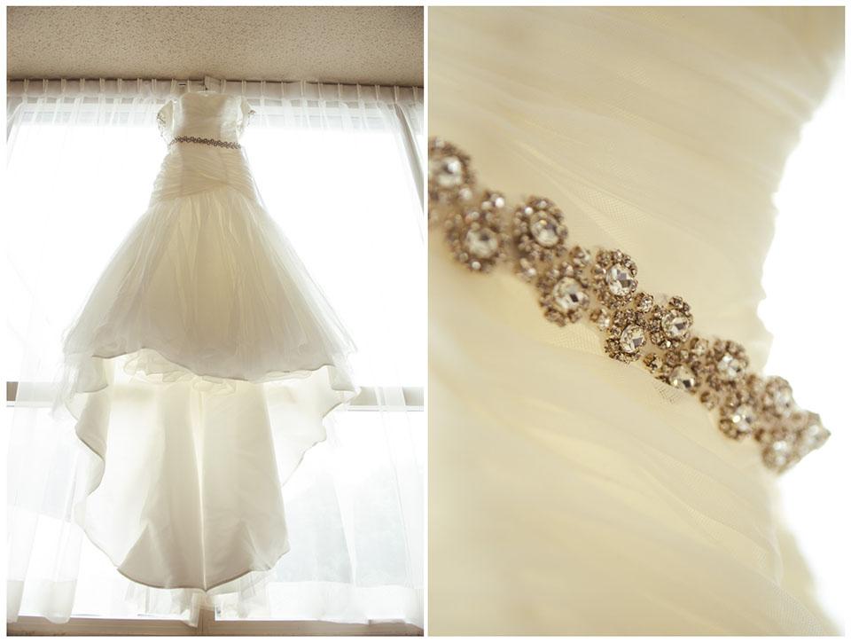 Crown Plaza Suffern-Mahwah Hotel | Wedding Detail Shot by Lara Photography