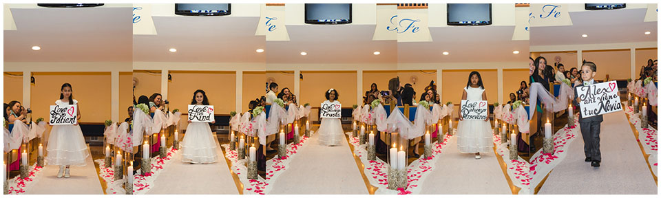 Wedding Ceremony by Lara Photography