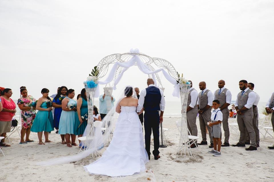 St. Petersburg FL Wedding Photography