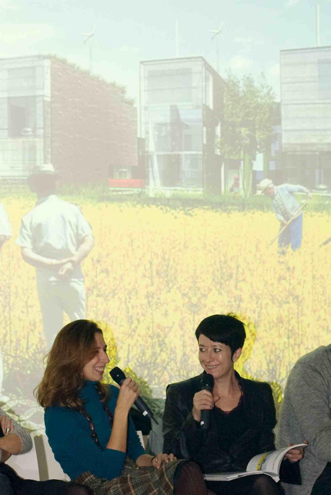 25.11.2010 LARAQUI BRINGER EN CONFÉRENCE AU 308