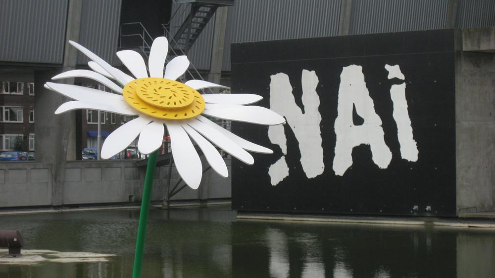 15.03.2009 LARAQUI BRINGER EXPOSE AU NAI A ROTTERDAM