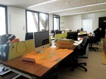 Le bureau des animateurs