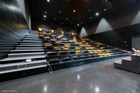 La Salle de musique Actuelle - 400 pl debout et 202 pl assises