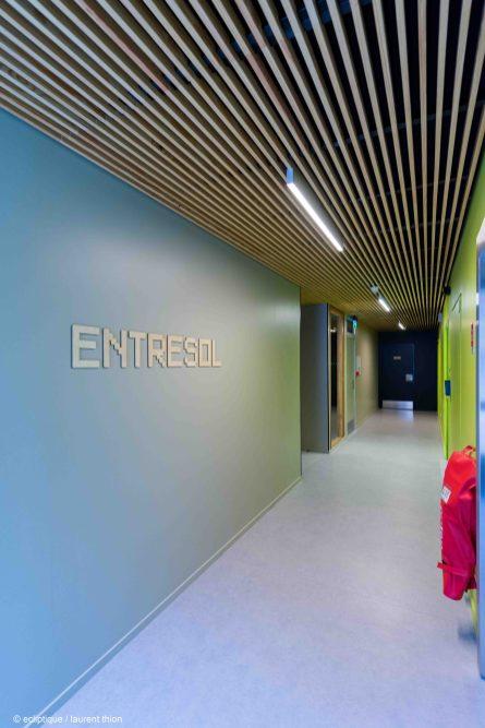 Circulation Entresol