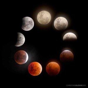 aspettando le eclissi di gennaio