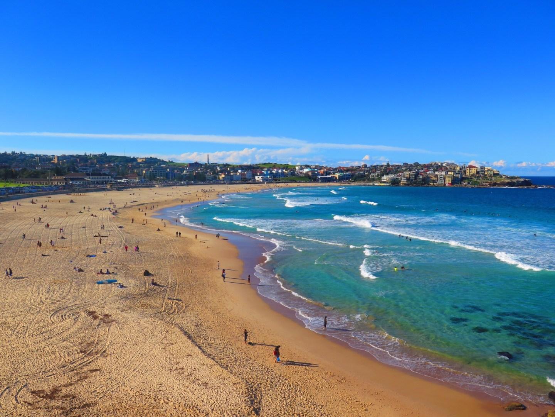 Bondi beach Sydney Lara Lain blog