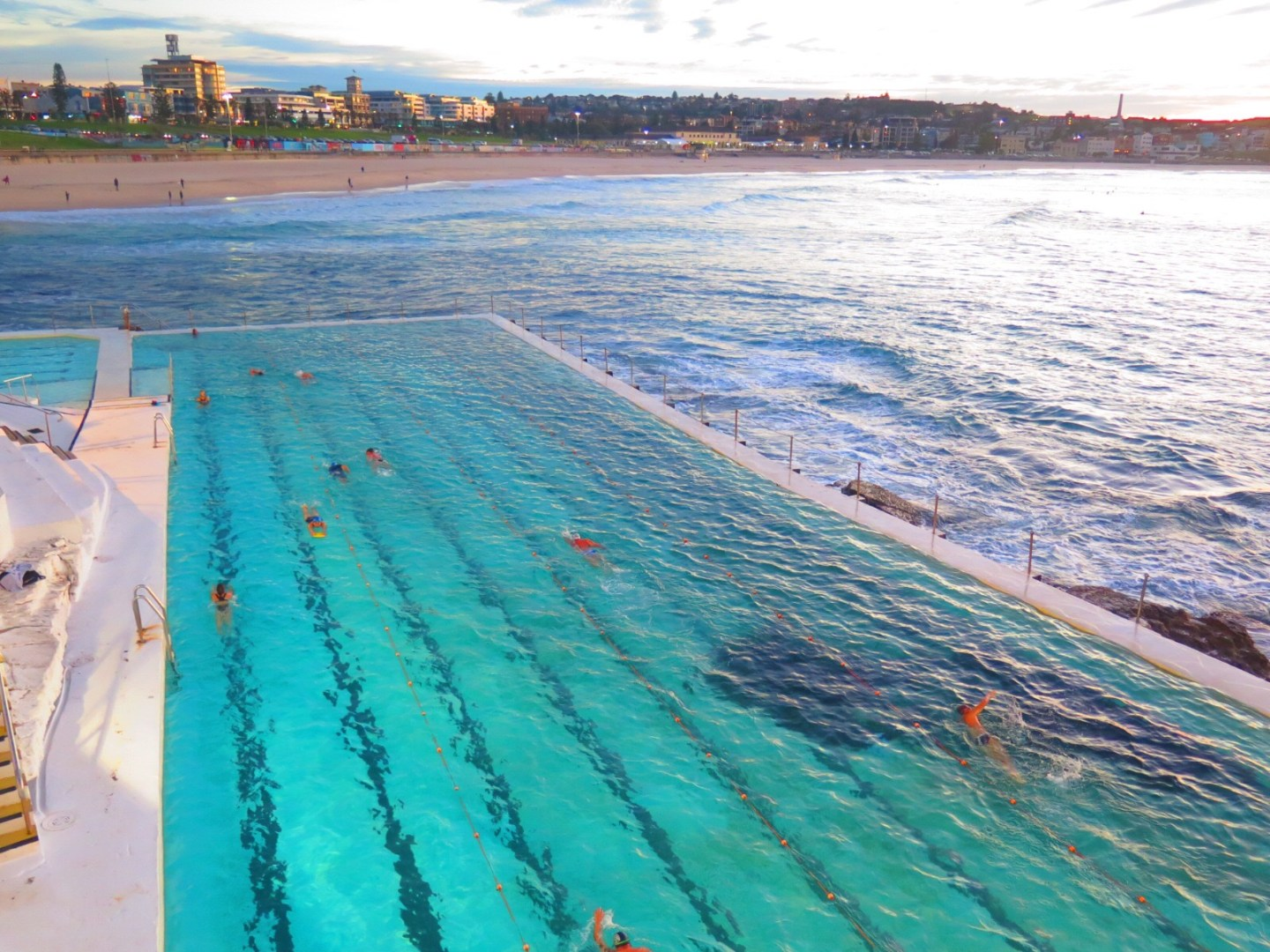 Icebergs pool Bondi beach Lara Lain blog