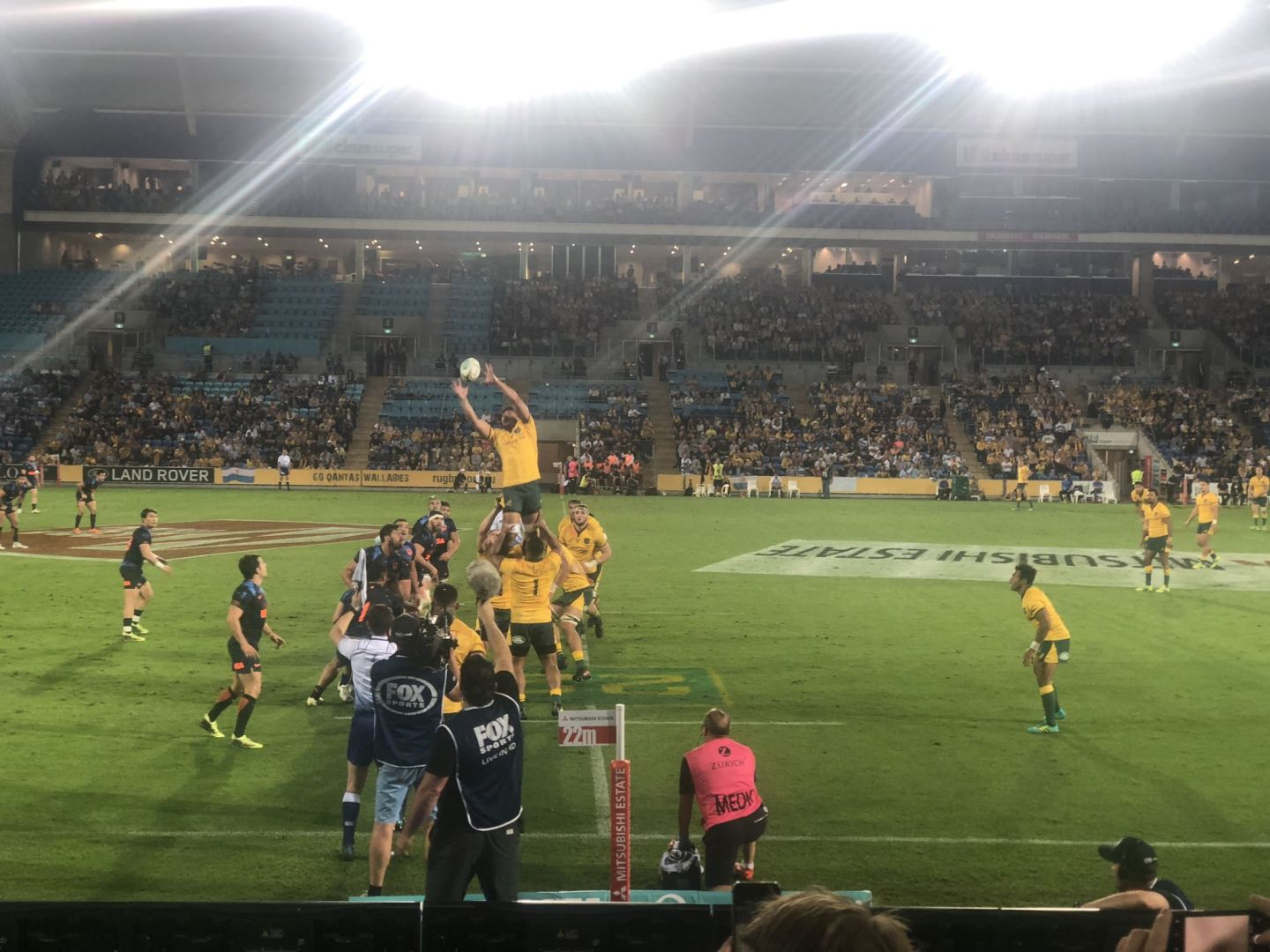 Lara Lain blog Gold Coast Rugby