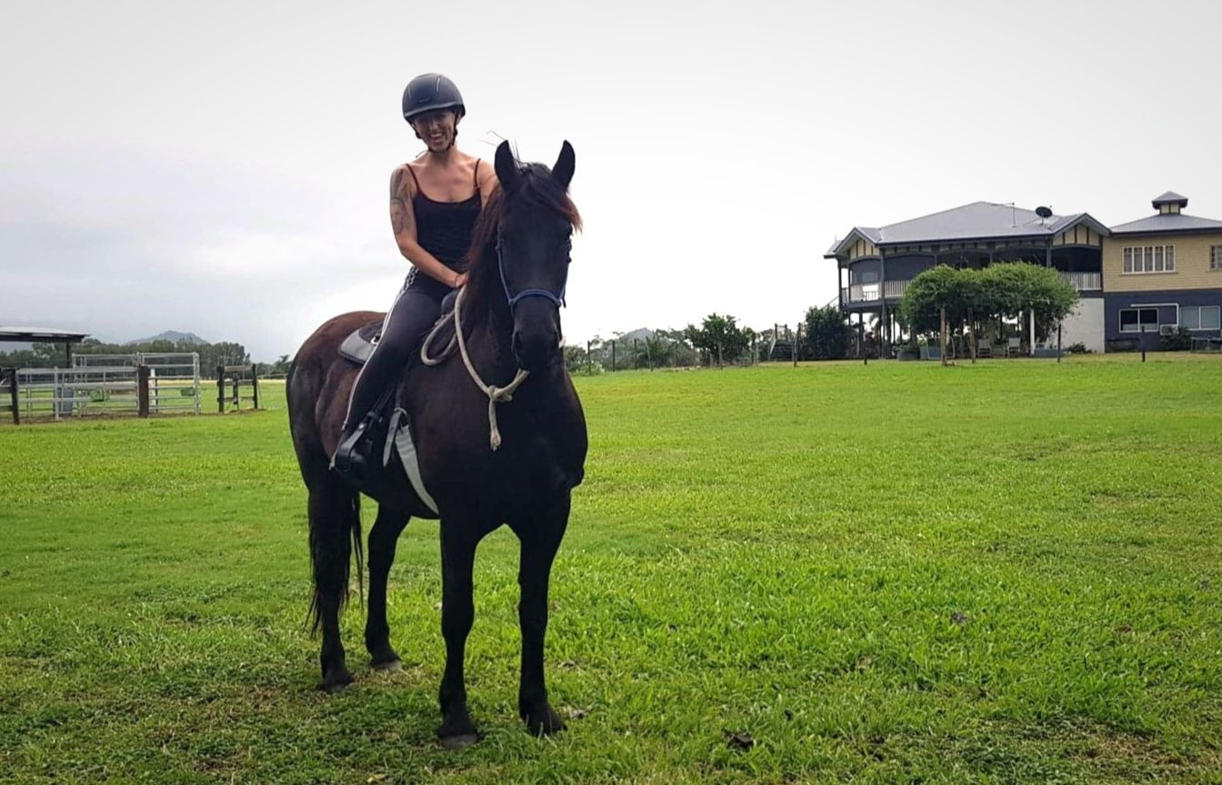 More than just a horse & 5 life lessons from the week gone by