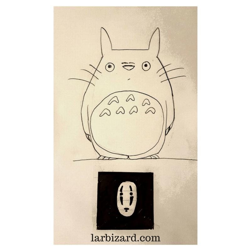 Totoro Chihiro