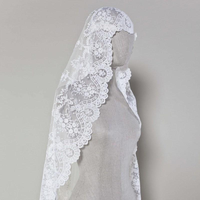 Mantilla-novia-encaje