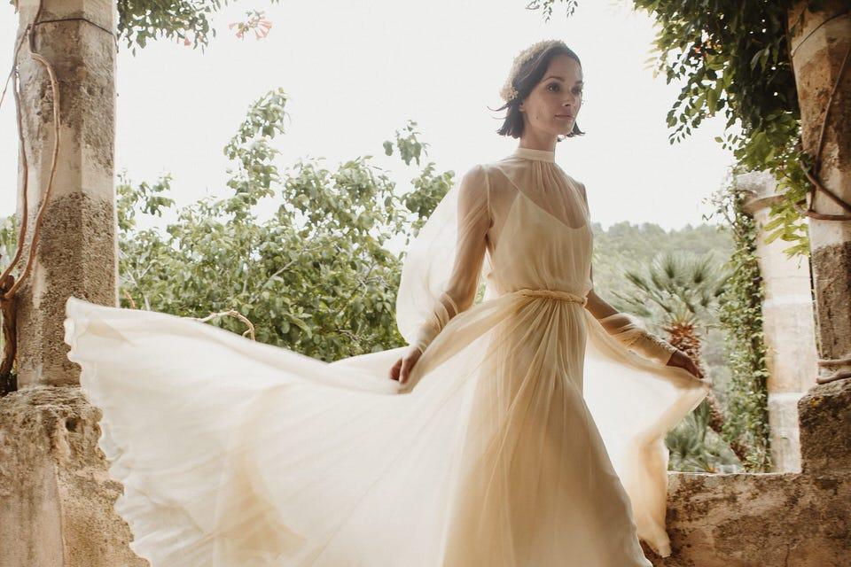 vestido-vintage-fluido-novia