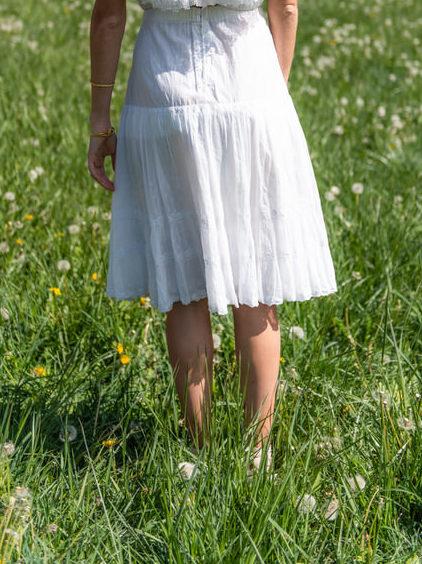 falda-lencera-vintage