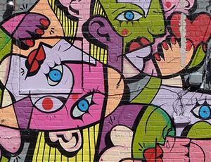 Street Art Painting: Spray Paint 2 | Grades 6-12 - One ...