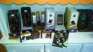 Gluten free chocolate available!