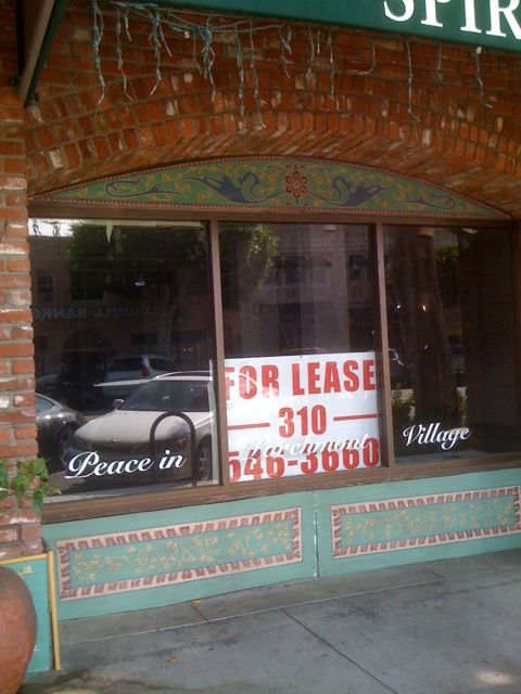 Space for Lease at 120 North Larchmont, 90004
