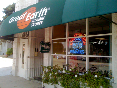 Great Earth Vitamins in Larchmont Village