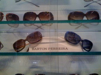 Barton Perreira Fashion Sunglasses
