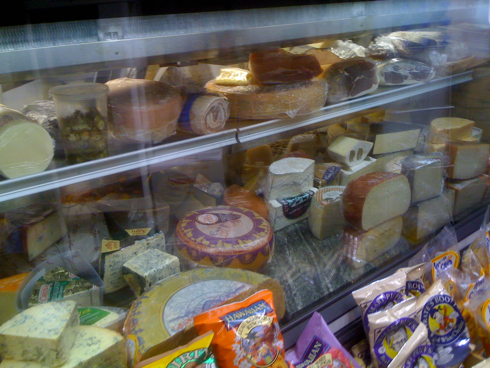 Larchmont Village Cheeses and Meats