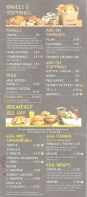 Noah's Bagels Breakfast Menu - Larchmont Prices
