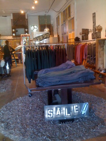 Sale inside Opportunity Workship in Larchmont