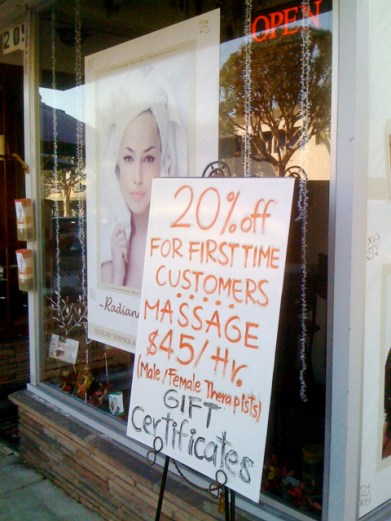 Radiance of Life Day Spa in Larchmont