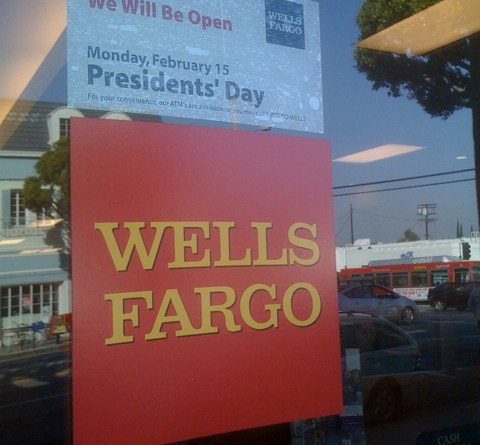 Wells Fargo Open on Presidents Day