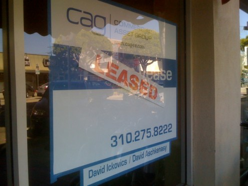 Leased - 139 North Larchmont