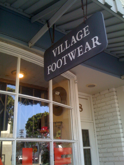 Village Footwear - Larchmont Village