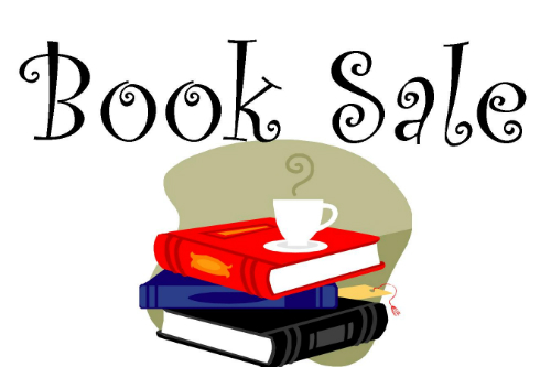 Book Sale - Halloween 2012