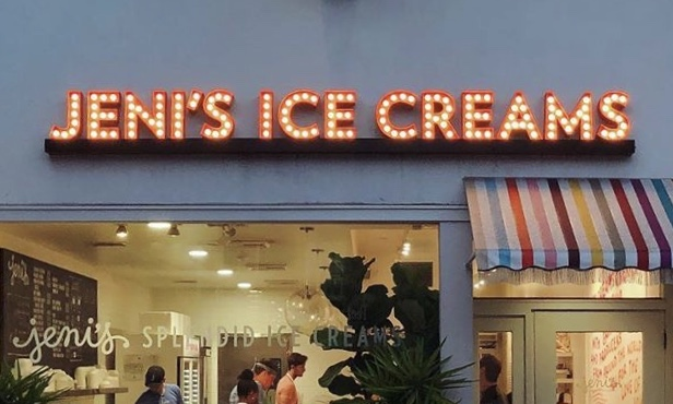 Jeni's Ice Creams on Larchmont